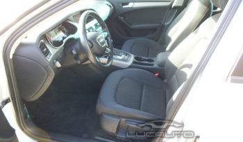 AUDI A4 Avant 2.0 TDI Multitronic 150 CV 07/2013 completo