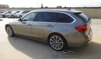 BMW 320 d Touring Luxury 190 CV 11/2015 completo
