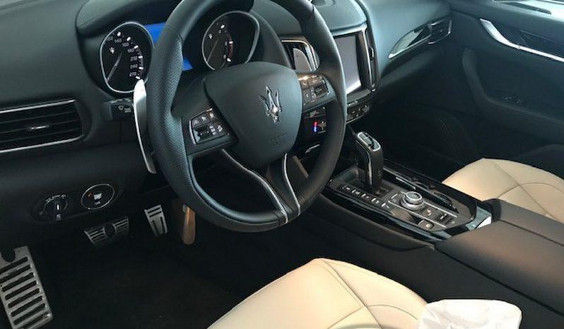 MASERATI Levante V6 Diesel 250 CV AWD Gransport 01/2019 Aziendale completo
