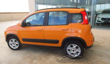 FIAT Panda 1.3 MJT Trekking 75 CV 03/2013 completo