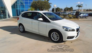 BMW 218d Active Tourer 150 CV 01/2016