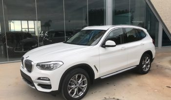 BMW X3 xDrive 20d xLine 190 CV 12/2018