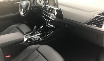 BMW X3 xDrive 20d xLine 190 CV 12/2018 completo