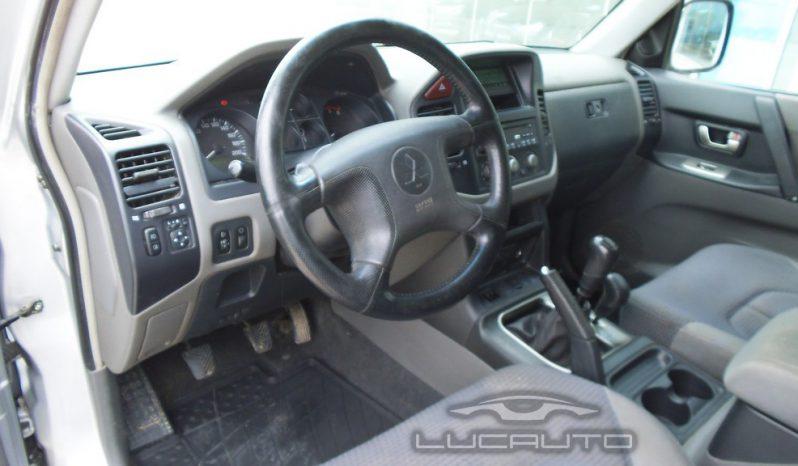 Mitsubishi Pajero 3.2 DiD 160 CV 2004 completo
