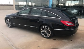 MERCEDES CLS 350 CDI S.W. BlueEFFICIENCY 4Matic 265 CV 11/2013 completo