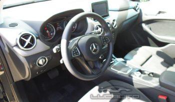 MERCEDES B 180 d Automatic Executive 109 CV 02/2018 Aziendale completo