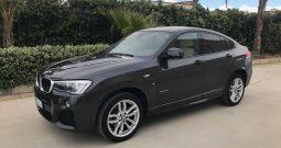BMW X4 xDrive 20d Msport 190 CV 10/2016