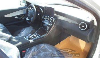 MERCEDES C 200 d Auto Sport 136 CV 01/2019 completo