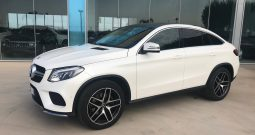 MERCEDES GLE 350 d Coupè 4Matic Premium 08/2017