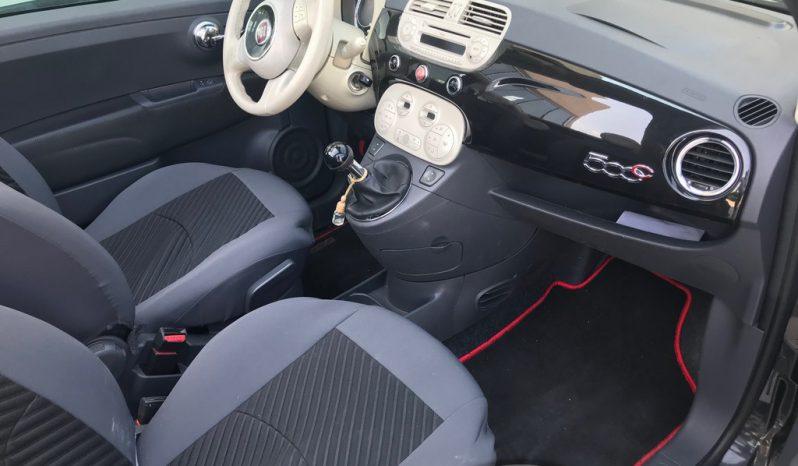 FIAT 500 Cabrio 1.3 MJT 95 CV 04/2011 completo