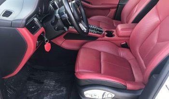 PORSCHE Macan Turbo 3.6 Performance 440 CV 03/2018 Aziendale completo