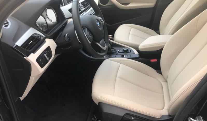 BMW X1 sDrive 18d Advantage 150 CV 02/2019 completo