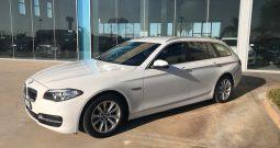 BMW 520 d Touring 190 CV 12/2014