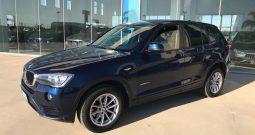 BMW X3 xDrive 20d 190 CV 09/2015