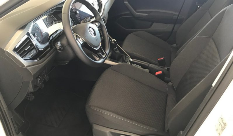 VOLKSWAGEN Polo 1.6 TDI 95 CV 5p. BlueMotion Technology 2019 Aziendale completo