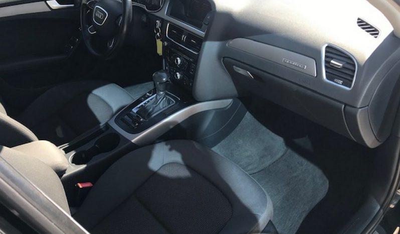 AUDI A4 allroad 2.0 TDI 190 CV 2015 completo