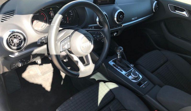 AUDI A3 SPB 1.6 TDI Sport S-tronic 116 CV 06/2018 completo