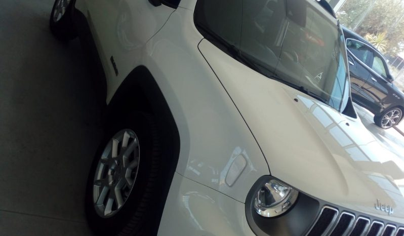 Jeep Renagade Limited 1.6 Mjet 120cv completo