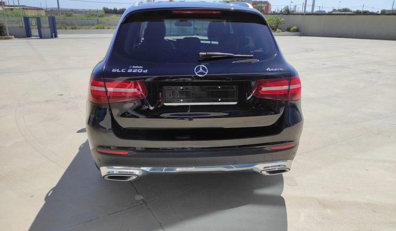 Mercedes GLC 220D Sport 4Matic auto completo