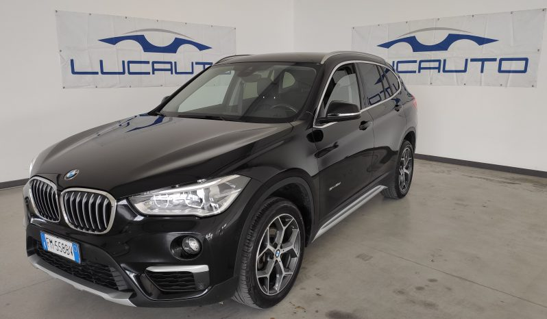 Bmw X1 S-Drive 18D X-Line completo
