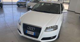 Audi A3 A3 Sportback 1.6 tdi Ambiente 90cv